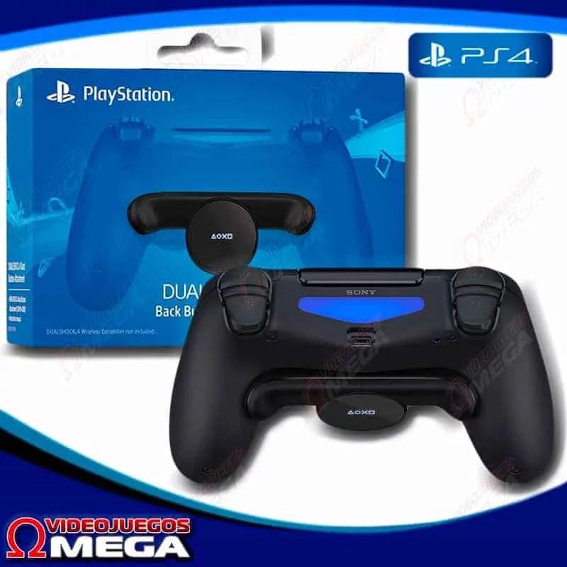 Botones Traseros PS4 Dualshock