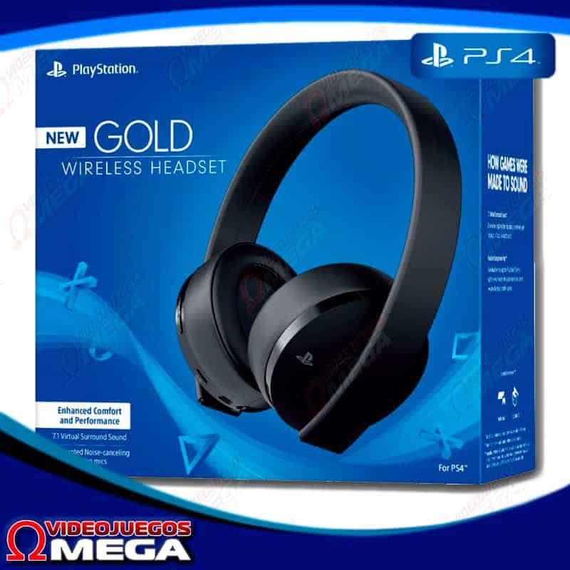 Headsets Sony Gold