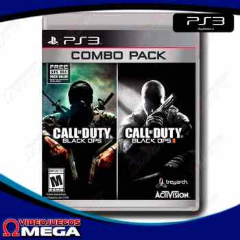 Call Of Duty: Black Ops 1 & 2 Combo