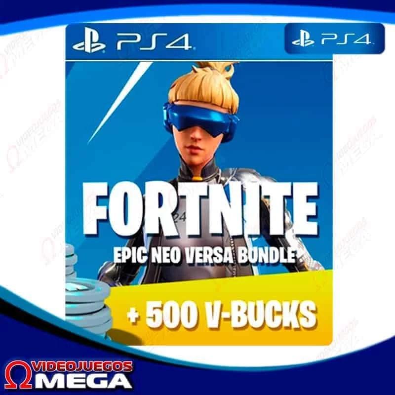 Fortnite Neo Versa