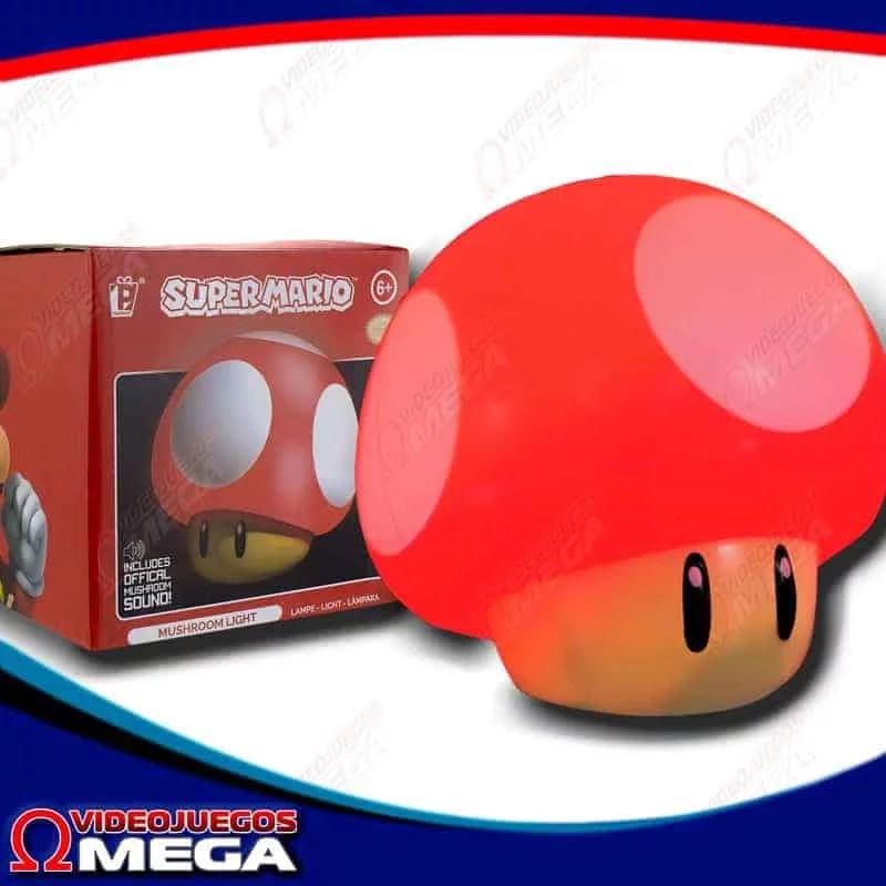 Lampara Hongo Mario