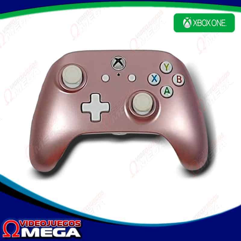 Control Xbox One - PowerA Rosado