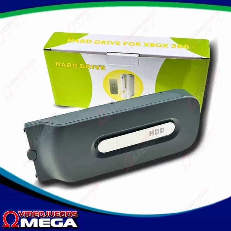 Disco Duro Xbox 360 Fat