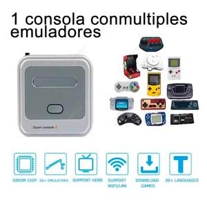 Super Consola X