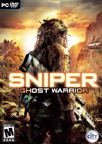 Afila la punteria con el Sniper: Ghost Warrior