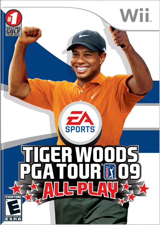 Tiger Woods PGA Tour 2009