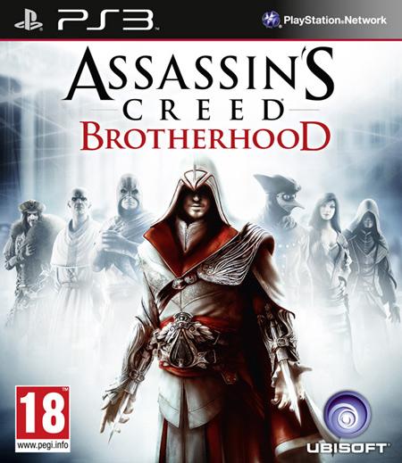 Assasin's Creed : La hermandad, para PS3 y Xbox 360 ya tiene su primer DLC