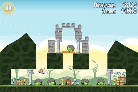 Angry Birds prepara su aterrizaje en Facebook