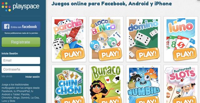Juegos para el Facebook divertidos y gratis