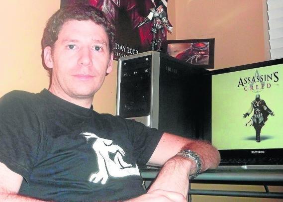 Álex Camaño viajó a Canadá a trabajar Ubisoft Montreal.