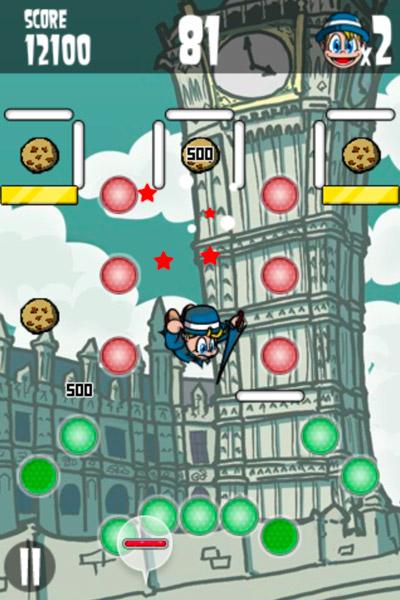 Relevo se lanzó al mercado móvil con el videojuego British Bob Jumplin Craze
