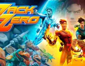 Zack Zero para PC y Mac está disponible en la plataforma Steam Games