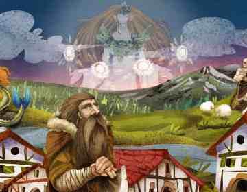 Los personajes del videojuego están basados en la mitología vasca