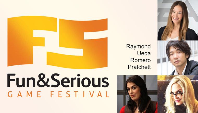 Jade Raymond, Fumito Ueda, Brenda Romero, premios honoríficos del Fun and Serious Game Festival 2018