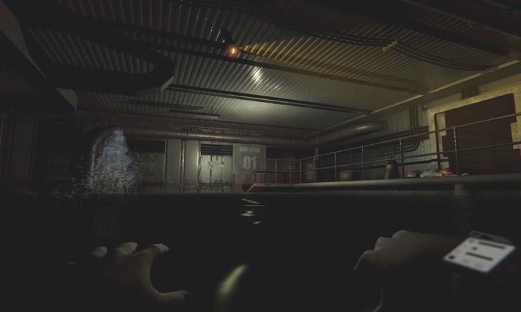 El videojuego español Submersed lleva el género de los survival horror en primera persona a PlayStation 4