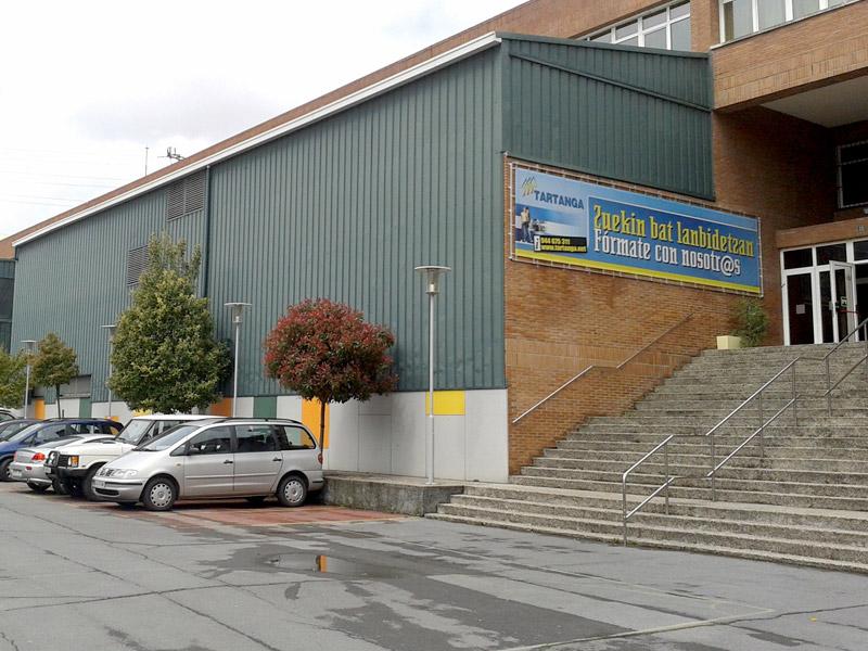 Centro de Formación Profesional Tartanga en Erandio (Bizkaia)