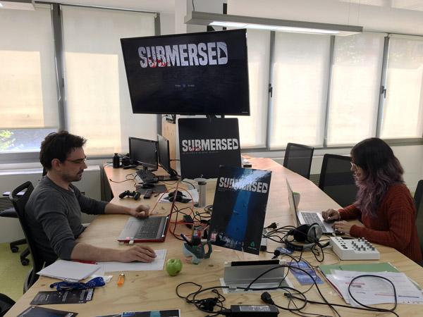 Jose Antonio Muñoz y Jasone Irastorza forman el equipo tras Main Loop Videogames