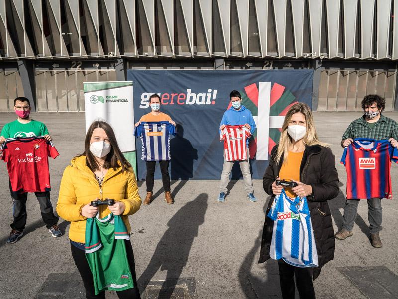 Un campeonato de e-sports del FIFA 21 busca reivindicar la oficialidad de la Euskal Selekzioa