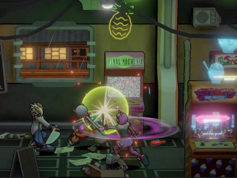 El videojuego vasco Itadaki Smash llegará a PS4 el 21 de mayo 2021