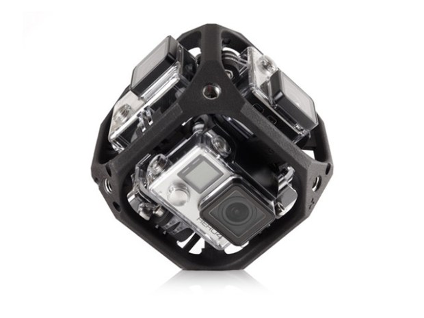 GoPro Spherical Explorer