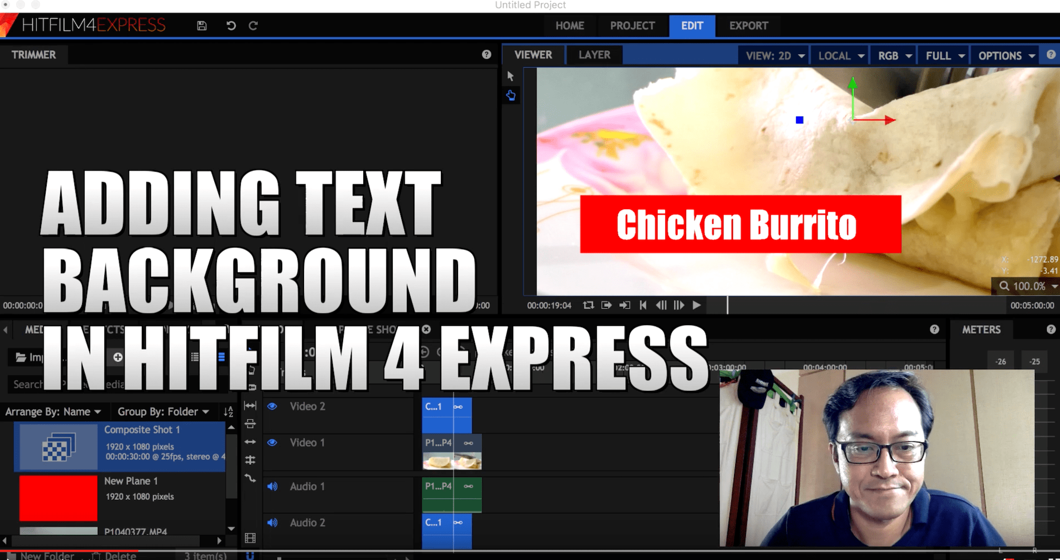 hitfilm 4 express free download for windows