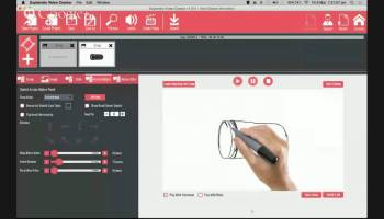 How to Create a Hand-drawing Whiteboard Doodle Animation Video