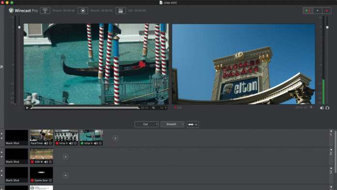 Wirecast Pro 10 DMG for MacOS Free Download