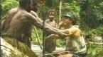 La tribu de los Toulambis viene primero entró en contacto con los blancos