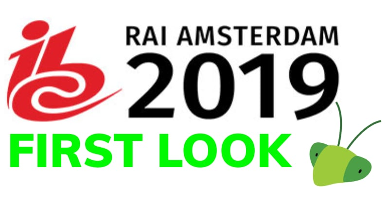 Everything Announced for Production Sound at IBC2019