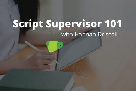Script Supervising 101