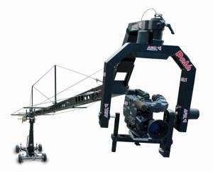 Noleggio ABC Products Crane 120