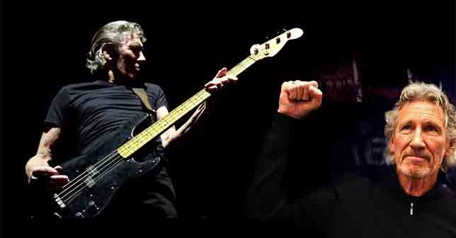 Roger Waters Pink Floyd Bass player turns 73