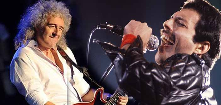 "Brian May: ""Freddie Mercury perse un piede per l'AIDS"