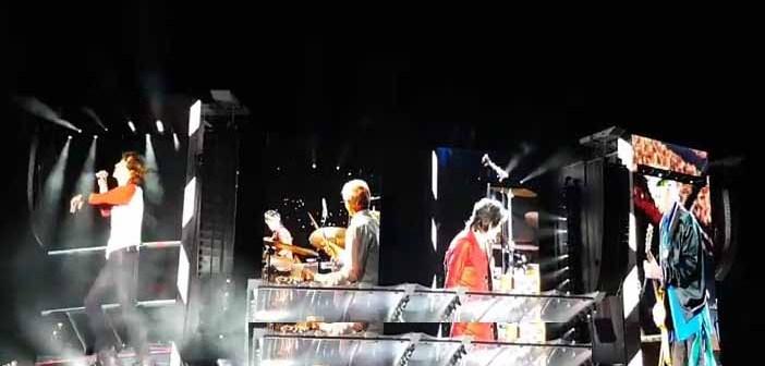 Rolling Stones a Lucca: ecco la scaletta – i video