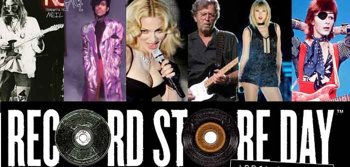 Record Store Day – la lista di titoli in vinile di Sony Music