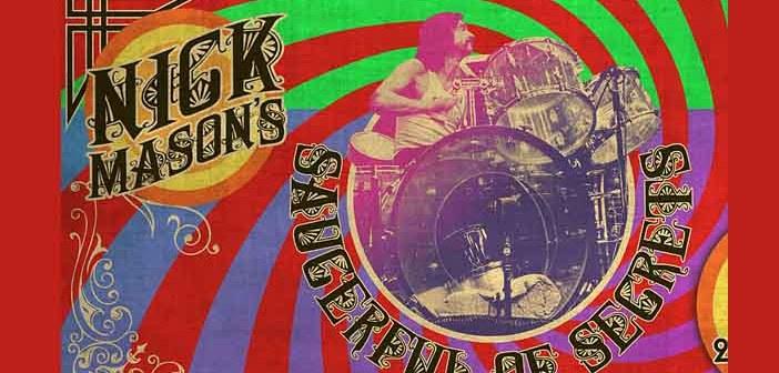 Nick Mason forma supergruppo per suonare i primi Pink Floyd