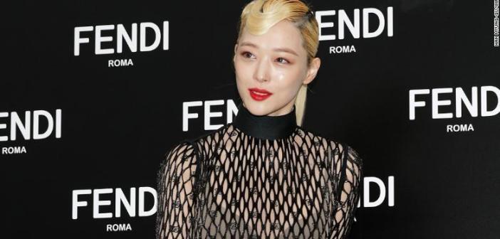 25enne K-pop star Sulli,  trovata morta  a casa: suicidio