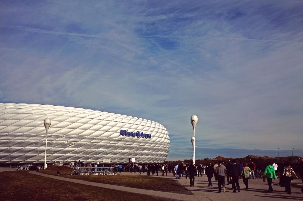 Videonauts München Allianz Arena