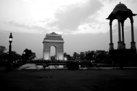 Videonauts Indien Business Reise 2012 New Delhi Rajpath