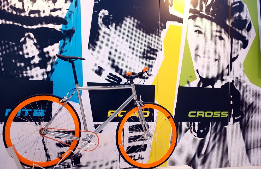Videonauts ISPO Bike München 2012