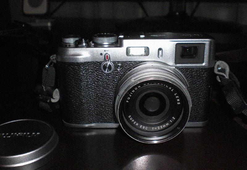 Videonauts Fuji X100