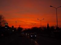Videonauts Wasserburger Strasse München sunset