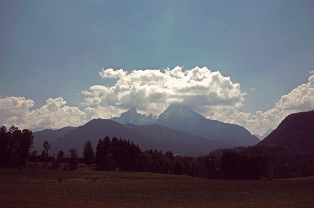 Videonauts Berchtesgaden Watzmann auf dem Weg zum Königssee