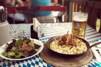 Videonauts Berchtesgaden bayerisches Essen