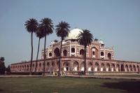 Videonauts Indien Business Trip 2014 Humayuns Tomb