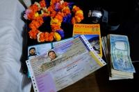 Videonauts Nepal Annapurna Circuit Trekking permit backpacking permit & tims