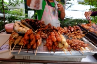 Videonauts Bangkok street food backpacking