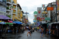 Videonauts Bangkok Khao San Road backpacking