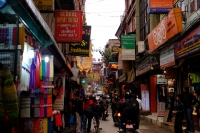 Videonauts Nepal Kathmandu Thamel backpacking