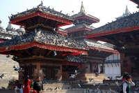 Videonauts Nepal Kathmandu Durbar Square backpacking